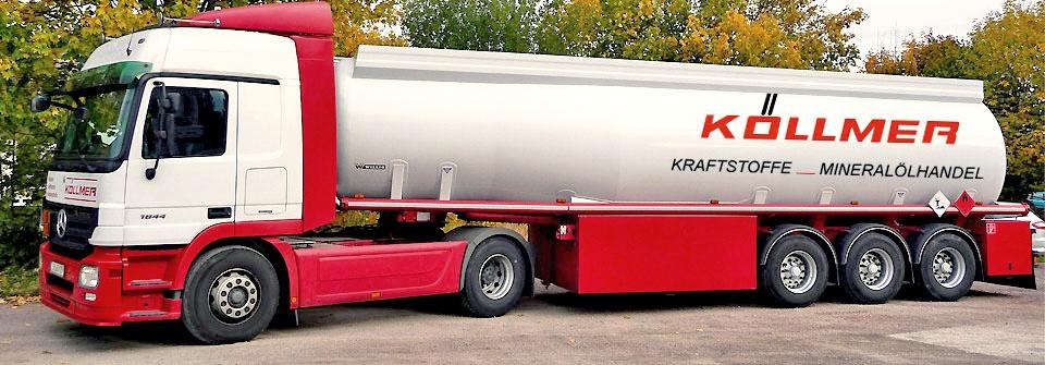Köllmer Tanklastzug